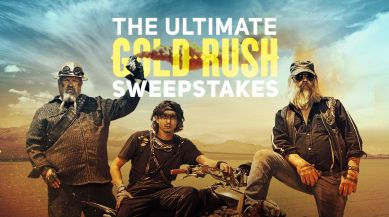 Ultimate Gold Rush Sweepstakes