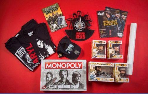 Walking Dead Giveaway
