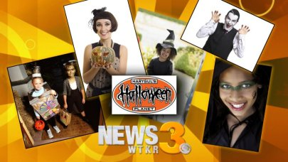 WTKR Halloween Costume Contest