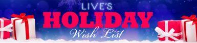 Holiday Wish List Contest