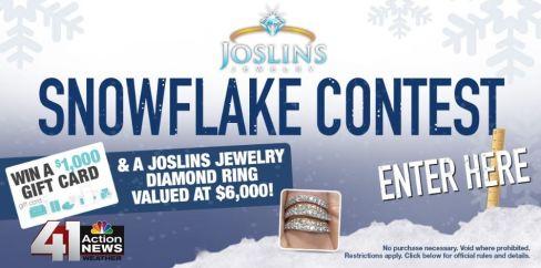 KSHB Snowflake Contest
