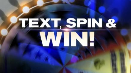 KTLA Text Spin Win Contest