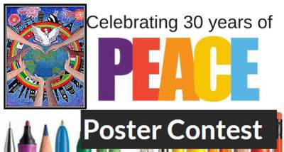 Lions Clubs Peace Poster Contest