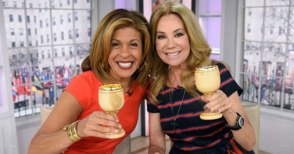 Kathie Lee and Hoda Friday Cheer Giveaway