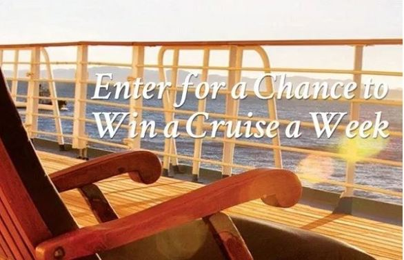 BV Coastal Cruise A Week Sweepstakes