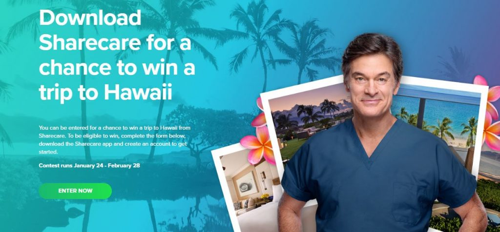 Dr oz christmas giveaways and sweepstakes