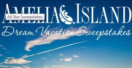 Amelia Island Dream Vacation Sweepstakes