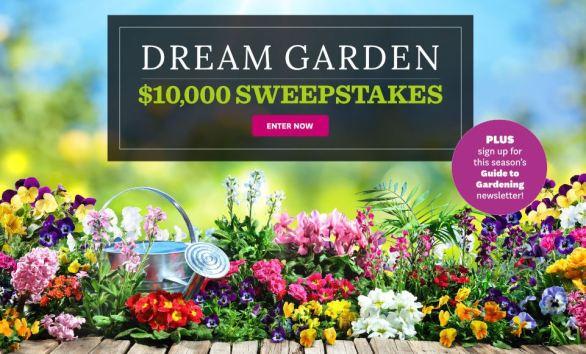 BHG $10,000 Sweepstakes