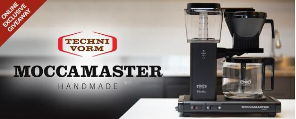 CBS Moccamaster Coffee Brewers
