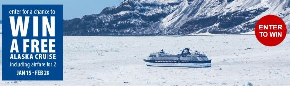 CruiseShipCenters Sea The World Sweepstakes