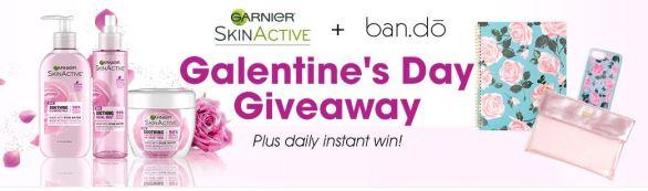 Garnier SkinActive Galentine's Day Giveaway