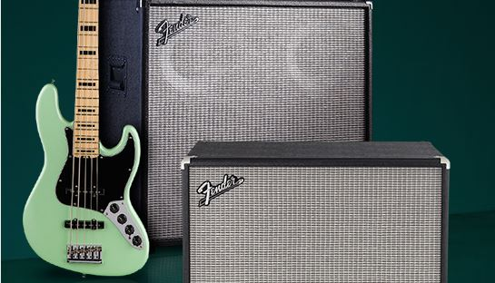 Home Bass Fender Bass Rig Sweepstakes
