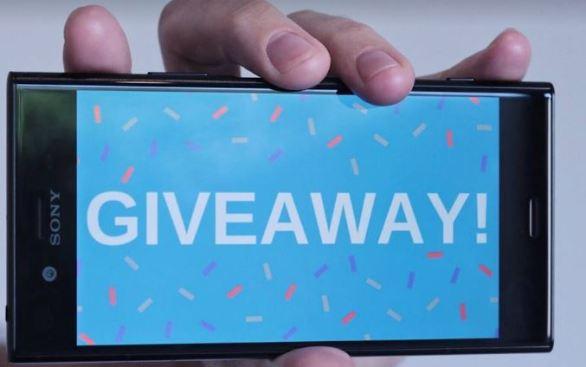Sony Xperia February Giveaway
