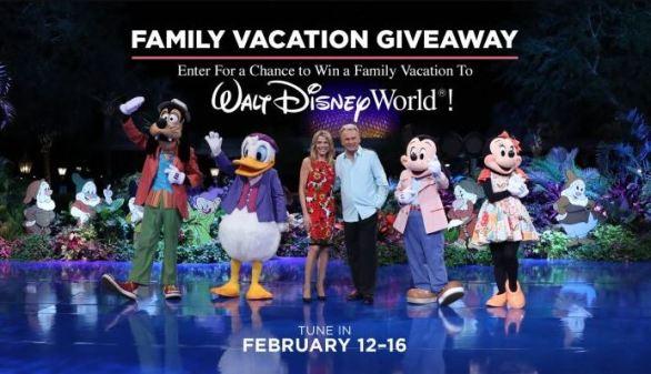 Wheel Of Fortune Disney Sweepstakes