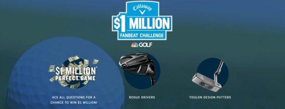 Callaway's $1 Million Fanbeat Challenge