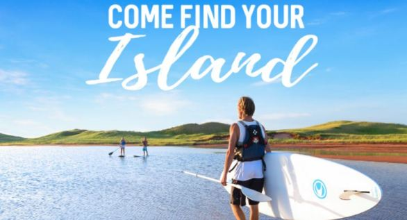 Come Find Your Island Contest