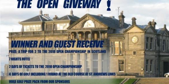 Each More Golf Today Sweepstakes