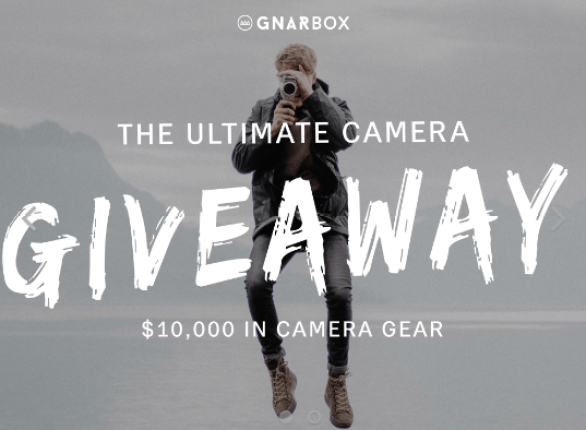 Gnarbox Giveaway