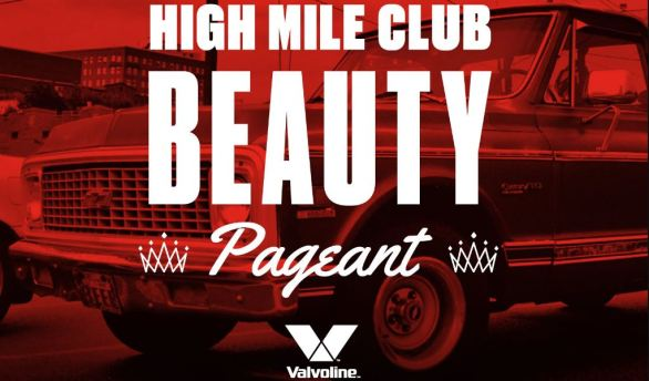 High Mile Club Beauty Pageant Contest