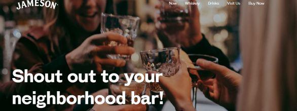 Jameson Love Thy Neighbourhood Bar Sweepstakes
