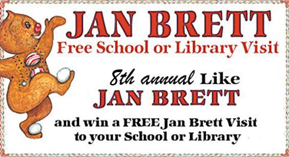 Jan Brett Contest