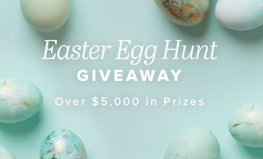 Jane.com Easter Egg Hunt Giveaway