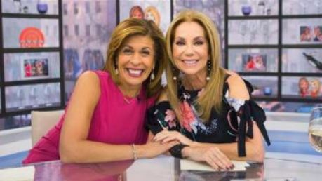 Kathle Lee and Hoda's Biggest Fan Contest