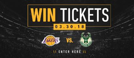 NBA Lakers Giveaway Sweepstakes
