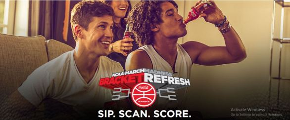 NCAA March Madness Bracket Refresh Sweepstakes