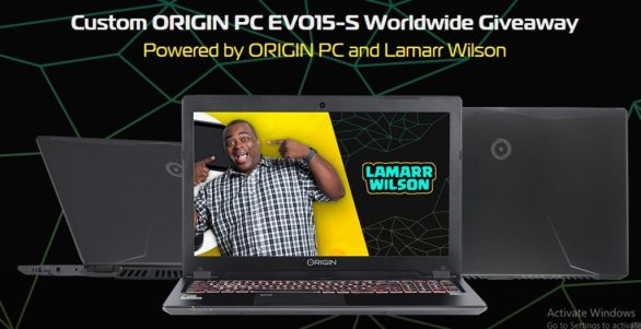 ORIGIN PC Giveaway Sweepstakes