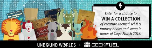 Unbound Worlds Cage Match Sweepstakes