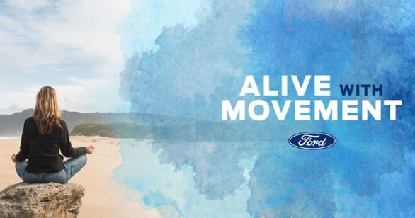 Ford Alive With Movement Sweepstakes