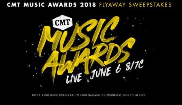 CMT Music Awards Flyaway Sweepstakes