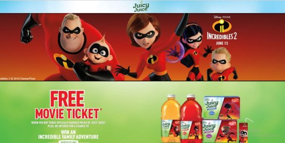 Juicy Juice Incredible Family Adventure Sweepstakes