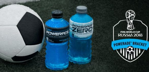 Powerade FIFA Instant Win Game