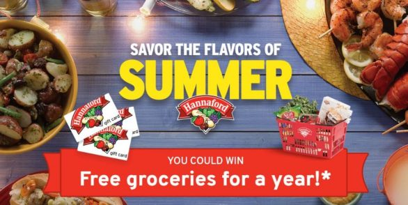 Savor the Flavors of Summer Sweepstakes