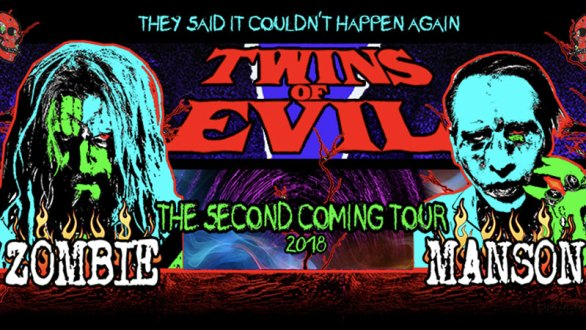 SiriusXM Twins Of Evil Sweepstakes