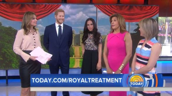 Today Show Royal Wedding Contest