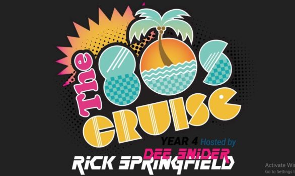 80s Cruise Sweepstakes
