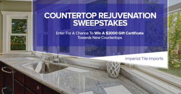 ABC15 Countertop Rejuvenation Sweepstakes