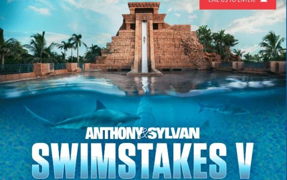 Anthony & Sylvan Swimstakes Sweepstakes