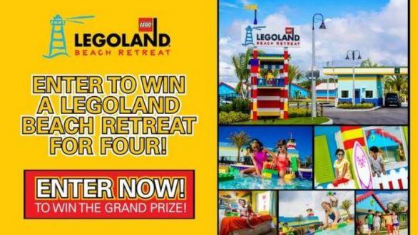 Clickorlando Legoland Beach Retreat Contest