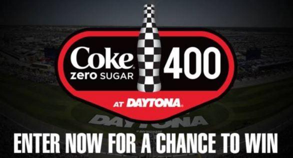Coke Zero Sugar 400