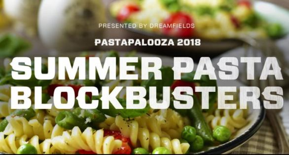 Dreamfields Pastapalooza Sweepstakes
