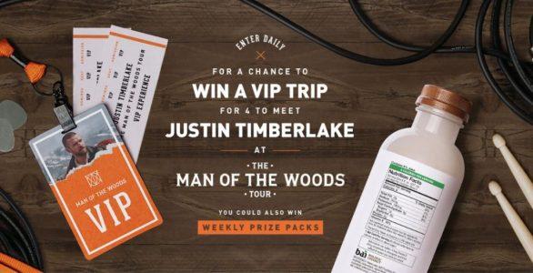 Drink Bai Justin Timberlake Concert Sweepstakes