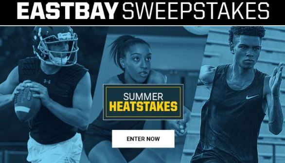 Eastbay Summer Heatstakes Sweepstakes