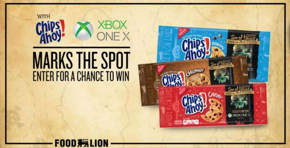 """A grand opportunity to win free Sponsor-selected X-Box by joining in the Food Lion CHIPS AHOY Sweepstakes 2018 from Foodlion.com/promotions/chips-ahoy page. To enter   Food Lion CHIPS AHOY! X-Box Sweepstakes, candidates needs to visit entry page to complete all required registration information, including full name, email address,   phone number, and full address, to receive one entry into the Food Lion X-Box Sweepstakes.   <h2 style=""""text-align: center;""""><strong><span style=""""color: #ff0000;""""><span style=""""text-decoration: underline;"""">Food Lion CHIPS AHOY Sweepstakes 