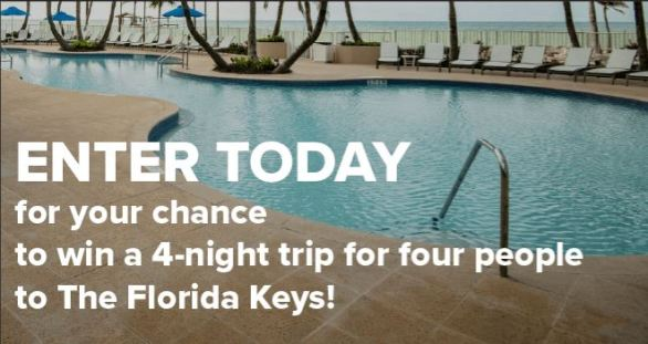 Keys To Summer Sweepstakes