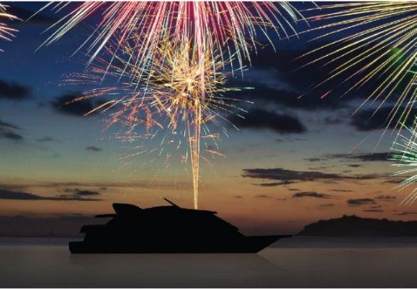 Newsday Fireworks VIP Luxury Cruise