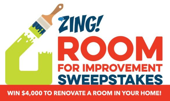 Room For Improvement Sweepstakes